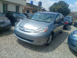 Toyota Sienna 2007 Silver | Cars for sale in Lagos State, Abule Egba