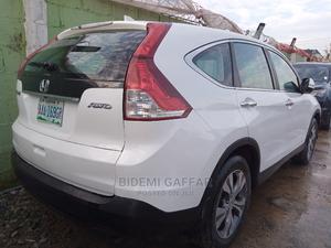 Honda CR-V 2014 White   Cars for sale in Lagos State, Ikeja