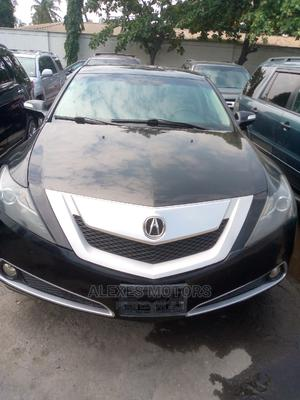 Acura ZDX 2012 Base AWD Black | Cars for sale in Lagos State, Apapa