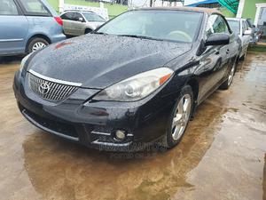 Toyota Solara 2007 3.3 Convertible Black | Cars for sale in Lagos State, Agege