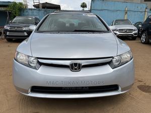 Honda Civic 2007 1.8 Sedan EX Automatic Silver | Cars for sale in Lagos State, Ikeja