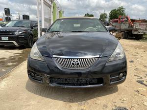 Toyota Solara 2007 Black | Cars for sale in Lagos State, Ikeja