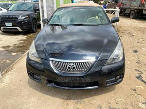 Toyota Solara 2006 3.3 Convertible Black | Cars for sale in Lagos State, Ikeja