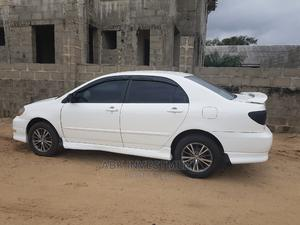 Toyota Corolla 2007 S White | Cars for sale in Lagos State, Ajah