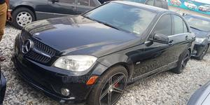 Mercedes-Benz C350 2008 Black | Cars for sale in Abuja (FCT) State, Central Business District