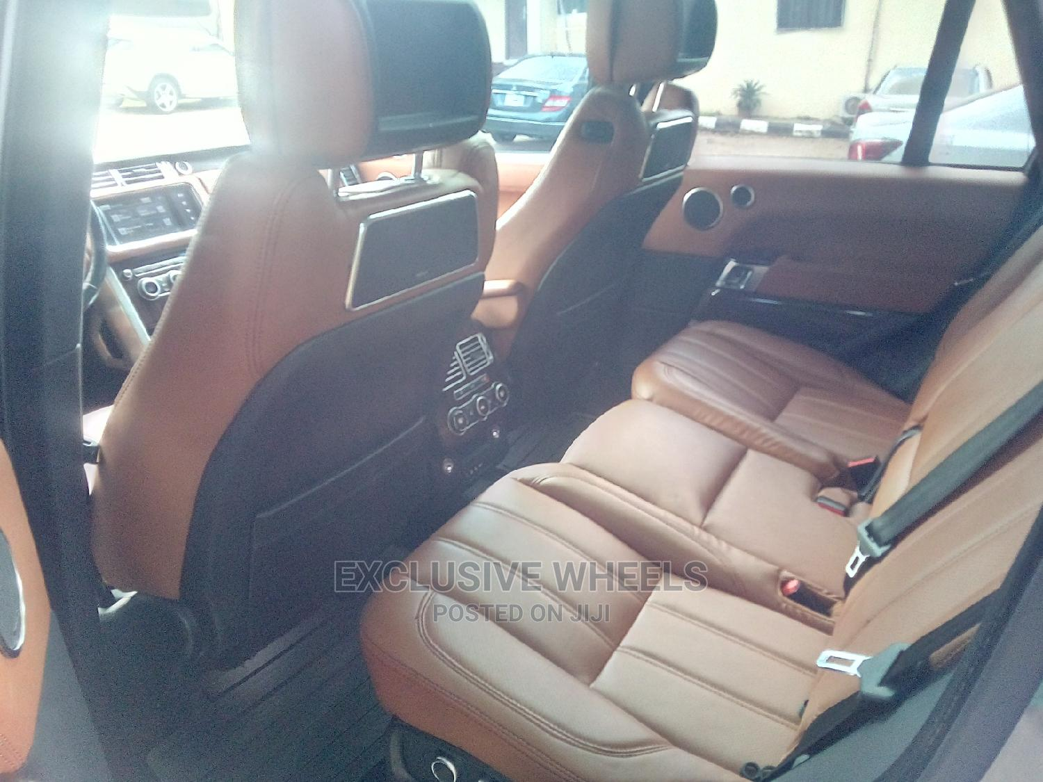 Land Rover Range Rover Vogue 2016 Gray   Cars for sale in Asokoro, Abuja (FCT) State, Nigeria