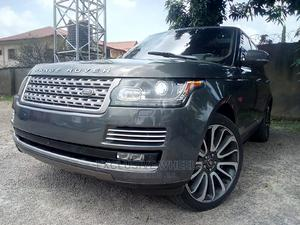 Land Rover Range Rover Vogue 2016 Gray | Cars for sale in Abuja (FCT) State, Asokoro