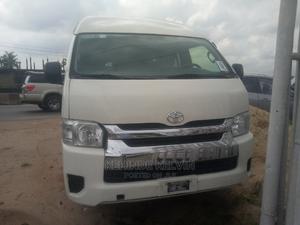 Toyota HiAce 2014 White | Cars for sale in Lagos State, Ojodu