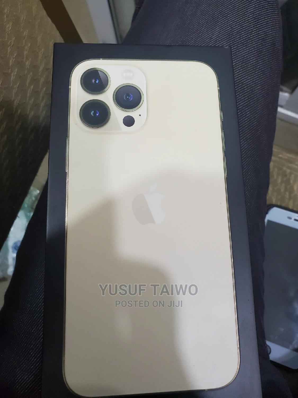 New Apple iPhone 13 Pro Max 256 GB Gold