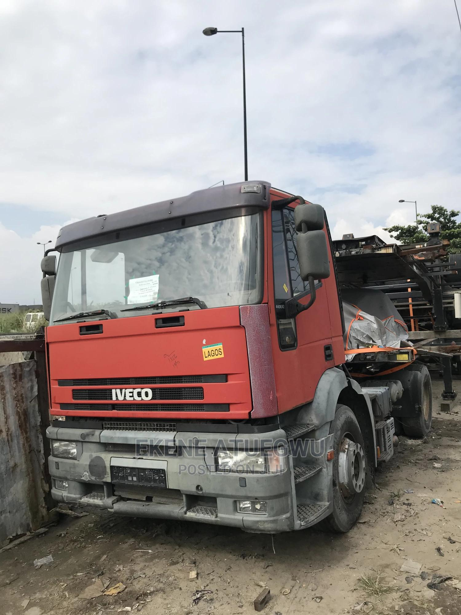 Truck Head