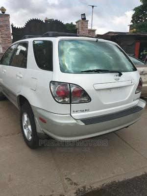 Lexus RX 2001 300 White   Cars for sale in Lagos State, Ogba
