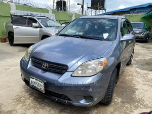 Toyota Matrix 2005 Blue | Cars for sale in Lagos State, Ikeja