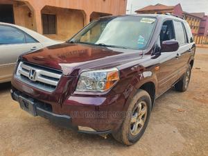 Honda Pilot 2008 Brown | Cars for sale in Oyo State, Ibadan
