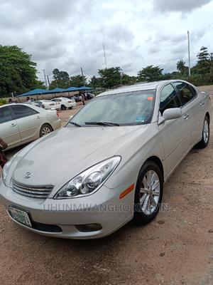 Lexus ES 2003 300 Silver | Cars for sale in Edo State, Benin City