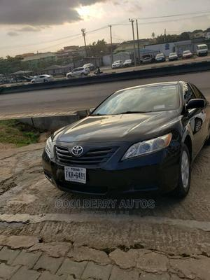 Toyota Camry 2008 Black   Cars for sale in Lagos State, Ojodu