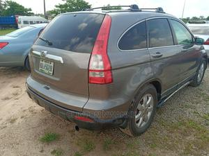 Honda CR-V 2008 2.4 EX Automatic Gray   Cars for sale in Abuja (FCT) State, Kubwa