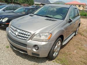 Mercedes-Benz M Class 2008 ML 550 4Matic Gold   Cars for sale in Abuja (FCT) State, Kubwa