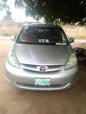 Toyota Sienna 2005 Silver | Cars for sale in Oyo State, Ogbomosho North