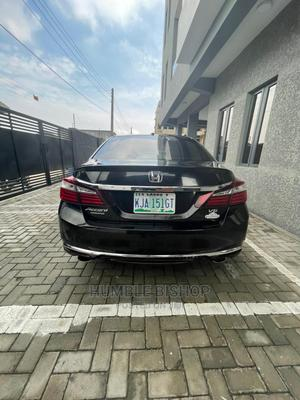 Honda Accord 2016 Black   Cars for sale in Lagos State, Lekki