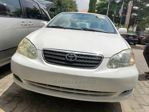 Toyota Corolla 2006 LE White | Cars for sale in Abuja (FCT) State, Central Business District