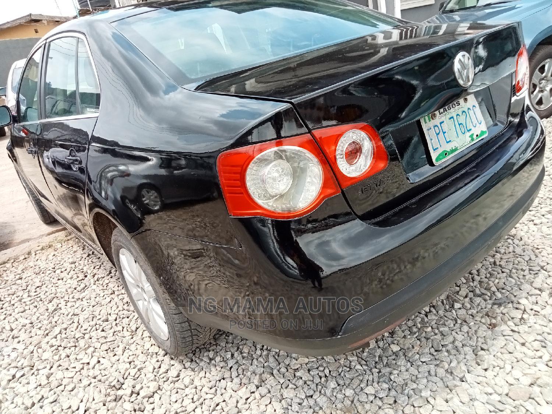 Volkswagen Jetta 2007 Black