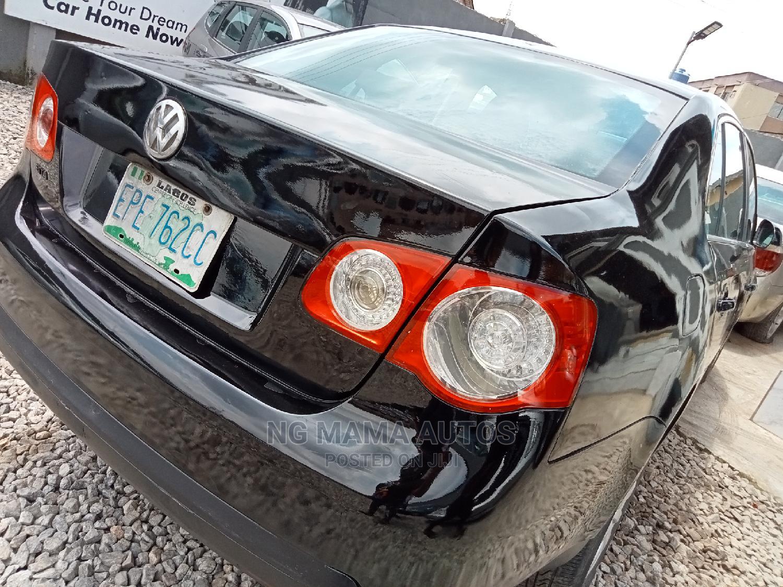 Volkswagen Jetta 2007 Black   Cars for sale in Agege, Lagos State, Nigeria