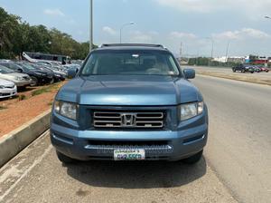 Honda Ridgeline 2006 Blue | Cars for sale in Abuja (FCT) State, Gwarinpa