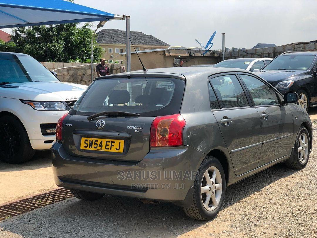 Toyota Corolla 2006 1.4 VVT-i Gray | Cars for sale in Mabushi, Abuja (FCT) State, Nigeria