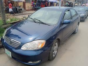 Toyota Corolla 2005 Sedan Automatic Blue | Cars for sale in Lagos State, Amuwo-Odofin