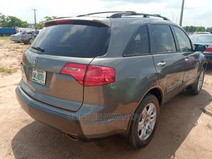 Acura MDX 2008 SUV 4dr AWD (3.7 6cyl 5A) Gray | Cars for sale in Abuja (FCT) State, Kubwa