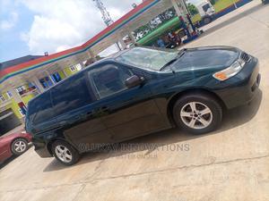 Honda Odyssey 2000 2.3 4WD Green | Cars for sale in Ogun State, Ijebu Ode