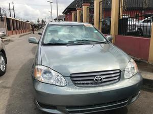 Toyota Corolla 2003 Sedan Automatic Green | Cars for sale in Lagos State, Surulere