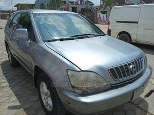 Lexus RX 2002 300 4WD Silver | Cars for sale in Lagos State, Lekki