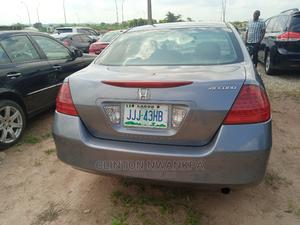 Honda Accord 2007 2.4 Exec Automatic Blue   Cars for sale in Abuja (FCT) State, Kubwa