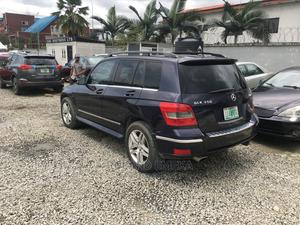 Mercedes-Benz GLK-Class 2010 350 4MATIC Blue | Cars for sale in Rivers State, Port-Harcourt