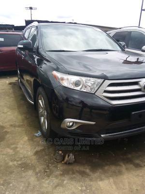 Toyota Highlander 2013 Limited 3.5L 2WD Black   Cars for sale in Edo State, Benin City