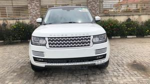 Land Rover Range Rover 2014 White | Cars for sale in Lagos State, Alimosho