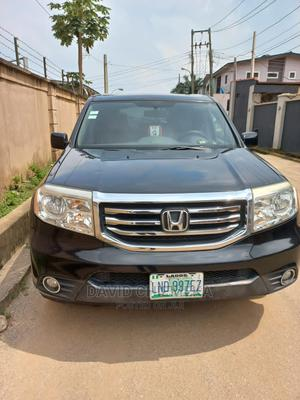 Honda Pilot 2012 Black | Cars for sale in Lagos State, Ifako-Ijaiye