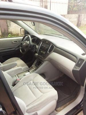 Toyota Highlander 2003 Black   Cars for sale in Edo State, Benin City