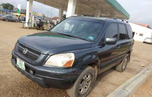 Honda Pilot 2005 EX 4x4 (3.5L 6cyl 5A) Gray | Cars for sale in Lagos State, Alimosho