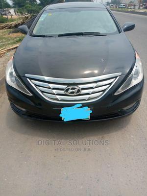 Hyundai Sonata 2011 Black | Cars for sale in Lagos State, Ajah