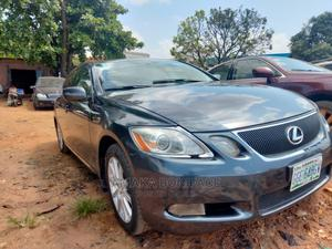 Lexus GS 2008 300 Gray | Cars for sale in Delta State, Oshimili South