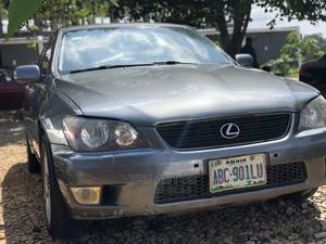 Lexus IS 2002 Automatic Gray | Cars for sale in Abuja (FCT) State, Gwarinpa