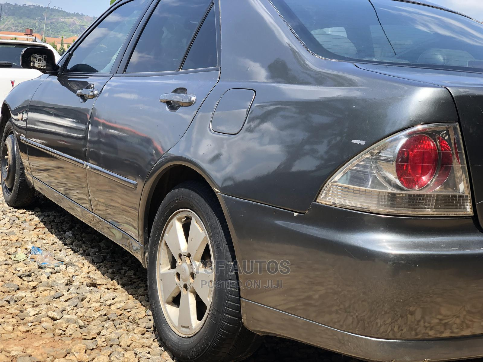 Lexus IS 2002 Automatic Gray | Cars for sale in Gwarinpa, Abuja (FCT) State, Nigeria