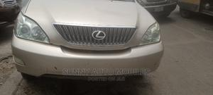 Lexus RX 2005 330 Silver | Cars for sale in Lagos State, Apapa