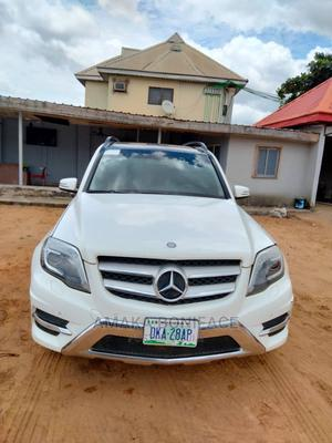Mercedes-Benz GLK-Class 2014 350 White | Cars for sale in Delta State, Oshimili South