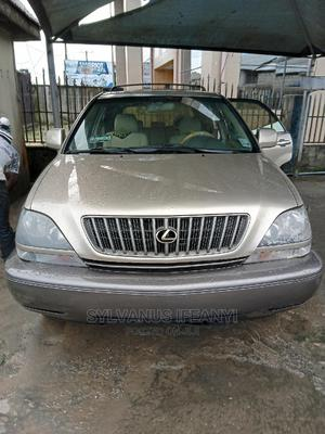 Lexus RX 1999 Gold | Cars for sale in Rivers State, Port-Harcourt