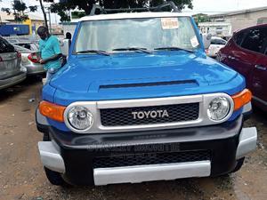 Toyota FJ Cruiser 2007 Base 4x4 Blue | Cars for sale in Lagos State, Magodo