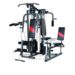 Professional Fitness Four Station Gym | Sports Equipment for sale in Lagos State, Surulere