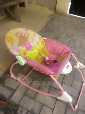 A Clean Fairly Used Baby Swings | Children's Gear & Safety for sale in Lagos State, Yaba